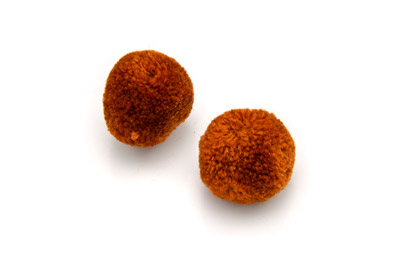 pompons ronds 18mm