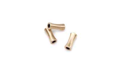 tube 11x5mm bronze  x1pc