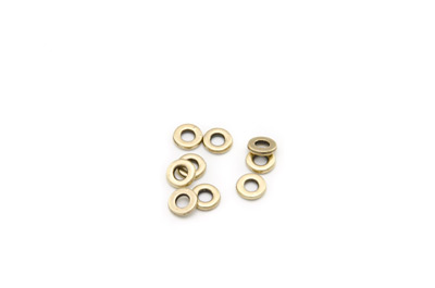 intercalaire 6mm bronze x10pcs