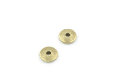 intercalaire bronze 12mm  x1pc
