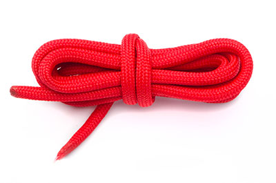 paracord 4mm rouge x1m