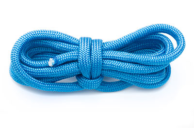 paracord 4mm bleu x1m