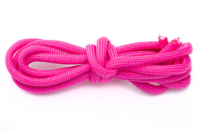 paracord 4mm fuchsia x1m