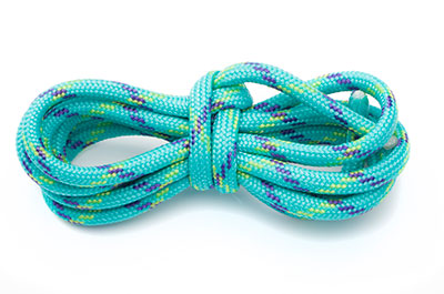 paracord 4mm multi aqua x1m