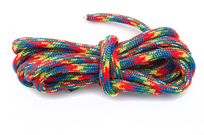 paracord 4mm multicolor x1m