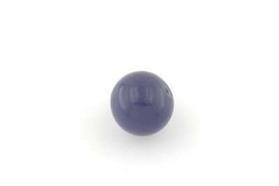 perle ronde 20mm lilas x1pc