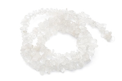 perle pierre de lune chips 3x5mm x15pce