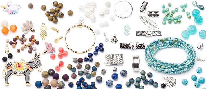 Création L'inspiration Et La Sur De Pour Bijoux PerlesApprêts bf6gYy7
